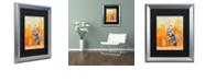 """Trademark Global Craig Snodgrass 'Caretaker' Matted Framed Art, 16"""" x 20"""""""