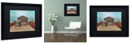 """Trademark Global Craig Snodgrass 'Illinois' Matted Framed Art, 16"""" x 20"""""""