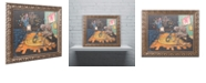 "Trademark Global Craig Snodgrass 'Jesus Saves' Ornate Framed Art, 16"" x 20"""