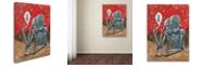 "Trademark Global Craig Snodgrass 'Prophecy' Canvas Art, 35"" x 47"""