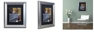 "Trademark Global Color Bakery 'On The Hunt V' Matted Framed Art, 11"" x 14"""