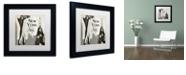 "Trademark Global Color Bakery 'New York Style I' Matted Framed Art, 11"" x 11"""