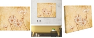 "Creative Gallery Vintage Flowers 24"" X 36"" Canvas Wall Art Print"
