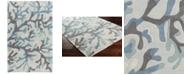 Surya CLOSEOUT!  Cosmopolitan COS-9260 Silver Gray 9' x 13' Area Rug