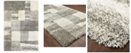 "Oriental Weavers Henderson Shag 5502H Ivory/Gray 7'10"" x 10'10"" Area Rug"