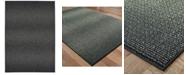 "Oriental Weavers Luna 2067B Black/Ivory 5'3"" x 7'6"" Area Rug"