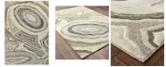 "Oriental Weavers Rowan 99E Ivory/Gray 6'7"" x 9'6"" Area Rug"