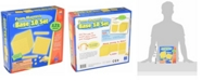 Learning Resources Educational Insights Foam Magnetic Base 10 Set 121 Pieces