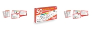 Junior Learning 50 Playing Card Activities Learning Educational Game