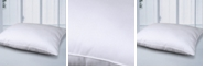 Epoch Hometex inc Cottonloft Feather Core and Cotton Filled Medium Bed Pillow Collection