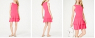 Michael Kors Ruffle-Hem Tank Dress, in Regular & Petite Sizes