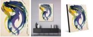 "Creative Gallery Madonna Abstract 24"" x 36"" Acrylic Wall Art Print"
