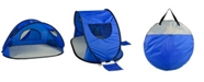 Picnic At Ascot Family Size Instant Easy Up Beach Tent Sun Shelter with Carrier
