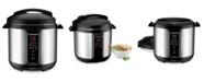 Cuisinart CPC-800 Electric Pressure Cooker, 8-Quart