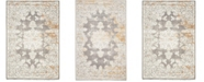 """Safavieh Passion Gray and Ivory 6'7"""" x 9'2"""" Area Rug"""