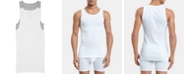 Calvin Klein Men's 5-Pk. Cotton Classics Tank Tops