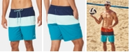 Speedo Men's Colorblocked 7'' Swim Trunks