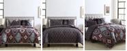 VCNY Home Coria 4 Piece Twin Quilt Set