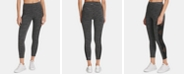 DKNY Sport Mesh-Lattice Leggings, Created for Macy's