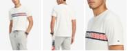 Tommy Hilfiger Men's Tiemann Logo Stripe Graphic T-Shirt