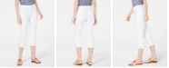 Michael Kors Pull-On Capri Pants, Regular & Petite Sizes