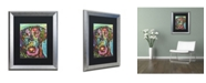 """Trademark Global Dean Russo '19' Matted Framed Art - 20"""" x 16"""" x 0.5"""""""