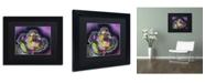 "Trademark Global Dean Russo 'Soul' Matted Framed Art - 11"" x 14"" x 0.5"""