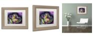 "Trademark Global Dean Russo 'Soul' Matted Framed Art - 14"" x 11"" x 0.5"""