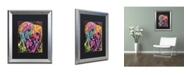 """Trademark Global Dean Russo 'York II' Matted Framed Art - 20"""" x 16"""" x 0.5"""""""