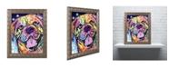 """Trademark Global Dean Russo 'Bosco' Ornate Framed Art - 14"""" x 11"""" x 0.5"""""""