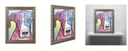 "Trademark Global Dean Russo 'Nobody's Fool' Ornate Framed Art - 14"" x 11"" x 0.5"""
