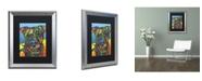 "Trademark Global Dean Russo 'Maccabee' Matted Framed Art - 20"" x 16"" x 0.5"""
