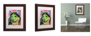 "Trademark Global Dean Russo 'Siberian Front' Matted Framed Art - 14"" x 11"" x 0.5"""