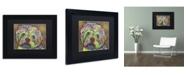 "Trademark Global Dean Russo 'Amy' Matted Framed Art - 11"" x 14"" x 0.5"""