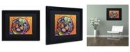 "Trademark Global Dean Russo 'Galle' Matted Framed Art - 11"" x 14"" x 0.5"""