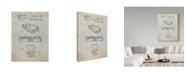 "Trademark Innovations Cole Borders 'Gameboy' Canvas Art - 19"" x 14"" x 2"""
