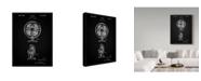 "Trademark Global Cole Borders 'Table Fan' Canvas Art - 47"" x 35"" x 2"""