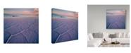 "Trademark Global Ignacio Palacios 'Salar De Uyuni' Canvas Art - 35"" x 2"" x 35"""