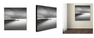 "Trademark Global Dave MacVicar 'Stormy' Canvas Art - 24"" x 24"" x 2"""