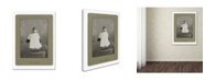 "Trademark Global J Hovenstine Studios 'Birds #1' Canvas Art - 47"" x 35"" x 2"""