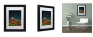"Trademark Global J Hovenstine Studios 'Mice Series #5.5' Matted Framed Art - 11"" x 14"" x 0.5"""