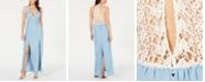 GUESS Sophie Crochet-Contrast Maxi Dress