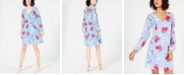 INC International Concepts I.N.C. Floral-Print Shift Dress, Created for Macy's