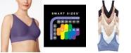 Bali Comfort Revolution ComfortFlex Fit Seamless 2-ply Wireless Bra 3484