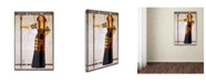 """Trademark Global Vintage Lavoie 'Ads-0038' Canvas Art - 19"""" x 12"""" x 2"""""""