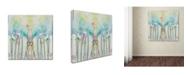 "Trademark Global Tammy Kushnir 'Seasons' Canvas Art - 24"" x 24"" x 2"""