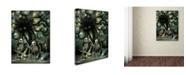 """Trademark Global Jason Limon 'Stealing Light' Canvas Art - 47"""" x 35"""" x 2"""""""