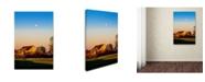 "Trademark Global The Lieberman Collection 'Home' Canvas Art - 32"" x 22"" x 2"""