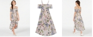 Rare Editions Big Girls Floral Maxi Dress