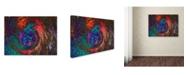 "Trademark Global MusicDreamerArt 'Raging Maelstrom' Canvas Art - 47"" x 35"" x 2"""